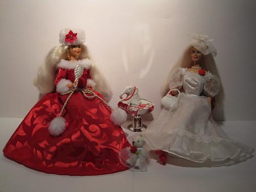 IRENgorgeous: Magic Kingdom filled with Barbie dolls 4143161665_72b1e8e96c