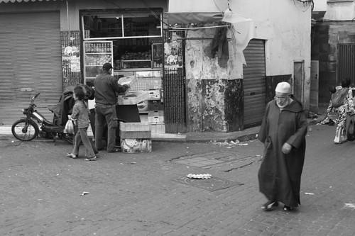 Casablanca medina...