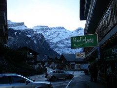 Town of Les Diablerets (Les Diablerets, Vaud, Switzerland) Photo