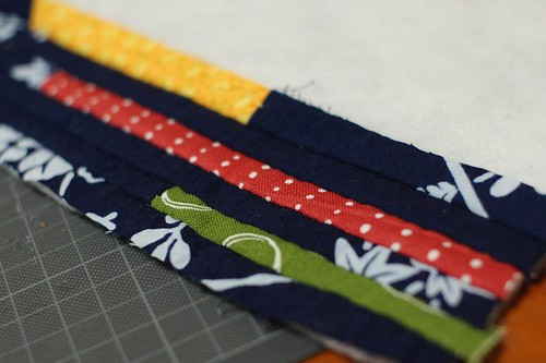 how to make a string quilt