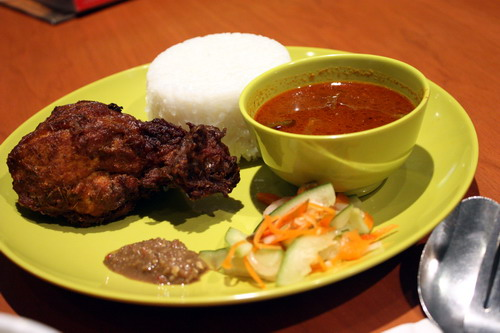 Serai Satay Bar Chicken Rice