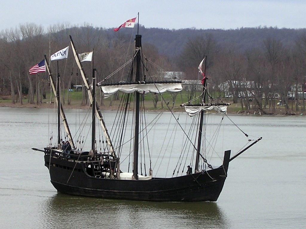 davidhallblog com replicas of christopher columbus u0027 ships in