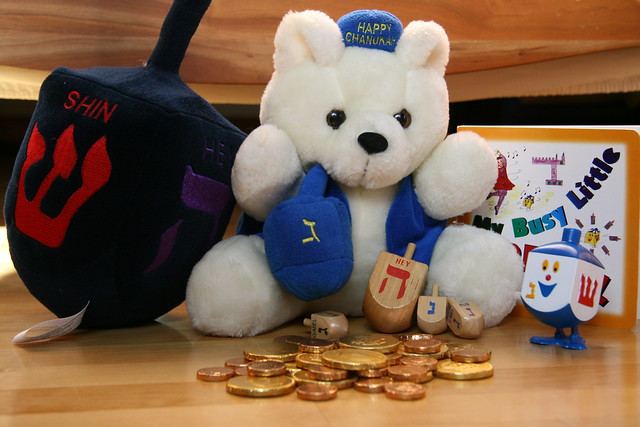 Dreidel collection