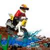 Motocross rally