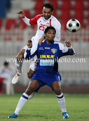 kuwait vs uae (SAAD AL_FARHAN) Tags: sports club football soccer uae vs kuwait saad  alkuwait       alfarhan