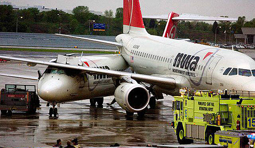 4193702643 5eb042a94e o Foto Berbagai Macam Kecelakaan Pesawat
