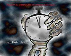Obamacare countdown