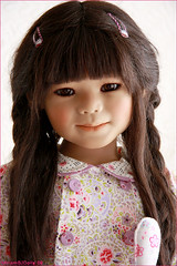 Yufang Himstedt (MiriamBJDolls) Tags: 2005 doll vinyl limitededition asiatic yufang annettehimstedt himstedtkinder