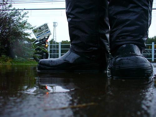 一日中雨091026
