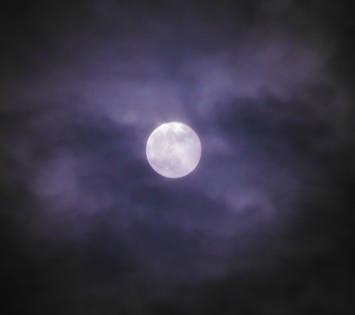 New Year full moon