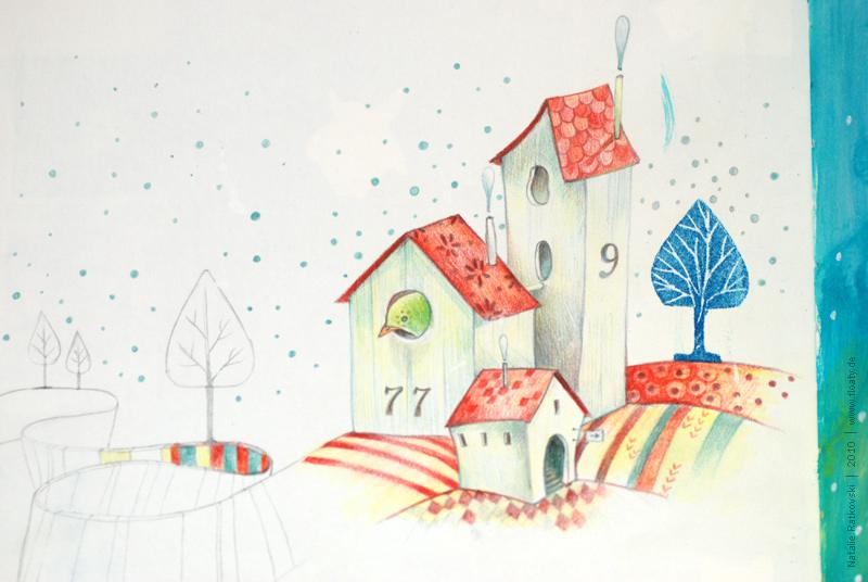 Sketchbook, January 2010