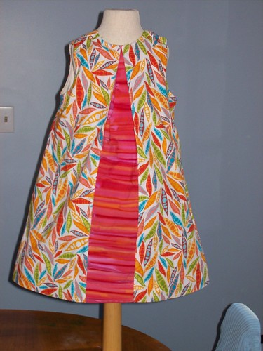 peapod dress