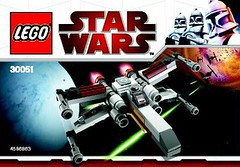 30051 MINI X-wing Fighter (fbtb) Tags: mini legostarwars xwingfighter