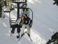 Boreal (BOMBTWINZ) Tags: park terrain lake snowboarding energy skiing 5 tahoe woody hour rails boxes jumps boarding gumby ene boreal lifts icles