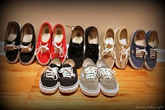 Vans Lineup (mosesedge) Tags: blue red favorite white black love shoes stripes vans picnik suede lineup vanscheck