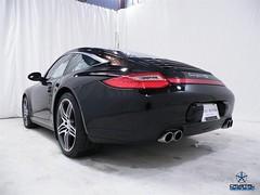 2009 Porsche 911 Targa 4S Black (Crystal Clean Auto Detailing) Tags: car photobooth 911 porsche targa detailing cardetailing autodetailing