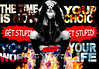 Madonna - GET STUPID! (Raul.bs) Tags: world life get tour candy sweet sticky madonna hard american stupid beat goes