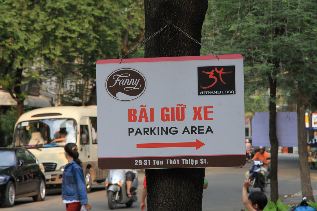 Fanny Parking
