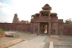 Shiv temple menal main  gate (jontymontypandey) Tags: india temple gate main rajasthan shiv manal menal bhilwara