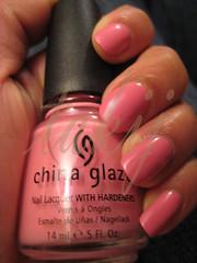 China Glaze Pink Underground