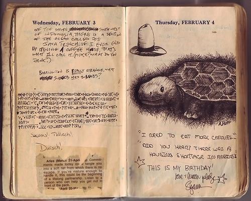 1954: February 3-4