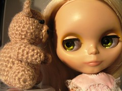 Ahhhh, this is MamaLisa's little Teddy!
