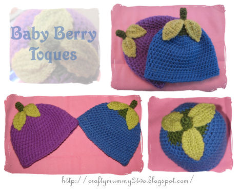 babyberry toques