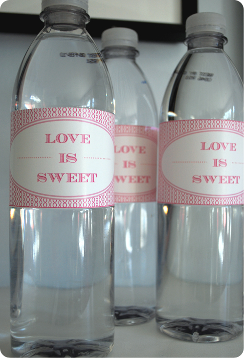 Valentine Fun with Guest Blogger Jo-Ann Coe - Love is Sweet Labels!