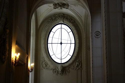 escalier lefuel louvre by francois morrelet