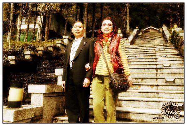 【新年】2010 宜蘭.初一:W爸媽明池合照 (西洋情人節快樂)