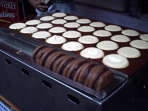 Japanese Chocolate Pancake