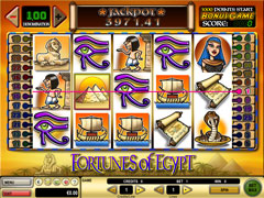 Fortunes of Egypt