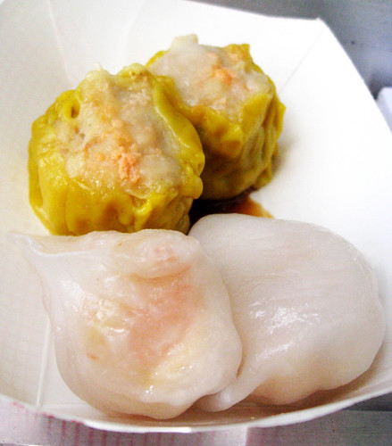 Tasting with the Dim Sum Truck