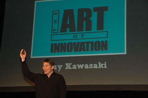 Conferencia de Guy Kawsaki
