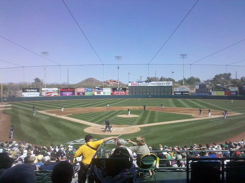 A's and Brewers 1