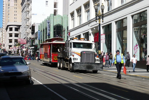 Muni Cable Car Fail