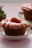 Thumbnail image for Eggless Strawberry Cupcakes With Strawberry Buttercream frosting