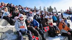 Oslo Holmenkollen Ski Jump preparing for OSL2011 #7