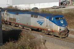 Amtrak 172 @ Springwater