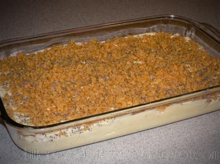 gunpowder chicken over rice casserole