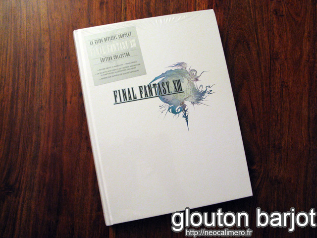 Guide Final Fantasy XIII