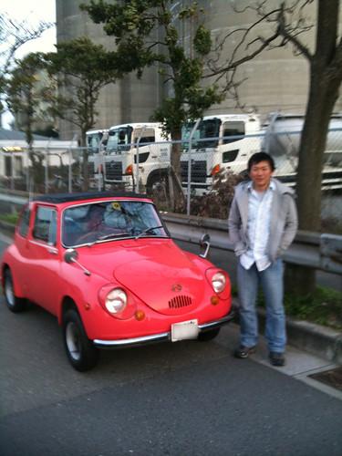 車雑誌『driver(ドライバー)』撮影 【March.20.2010】