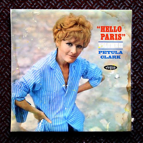"Petula Clark ""Hello Paris"""
