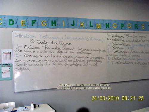 Ciclo da Agua (orientacoes) 24/03/2010