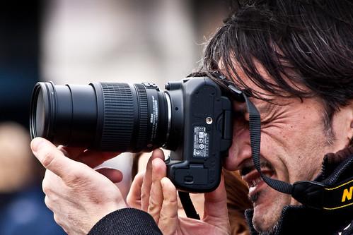 Awkward Cameraman