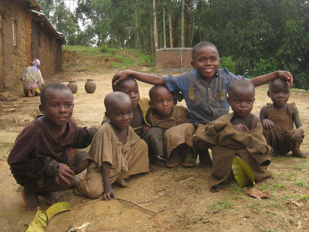 photo essay batwa village in rwanda go backpacking the village we ed had 24 adults and 125 children