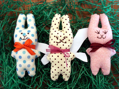 Craft Carnival Bunnies