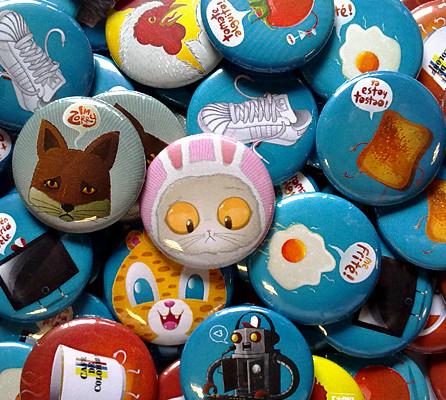 botones raeioul