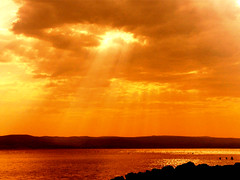 Atardecer (Enrique Flores 71) Tags: sun sol atardecer puestadesol anawesomeshot colorphotoaward mygearandmepremium