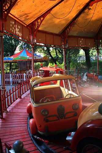 Foto del Parco di Pinocchio in Toscana italia